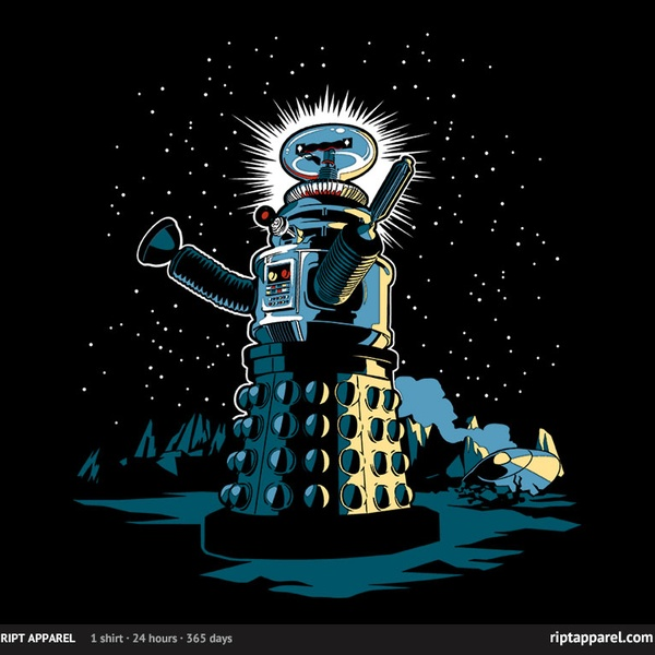 Exterminate the Robinsons!!