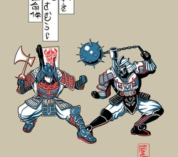 Samurai Formers
