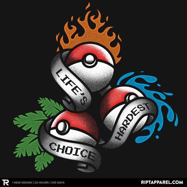 Life's Hardest Choice