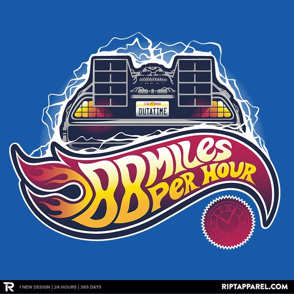 Hot Wheels To The Future