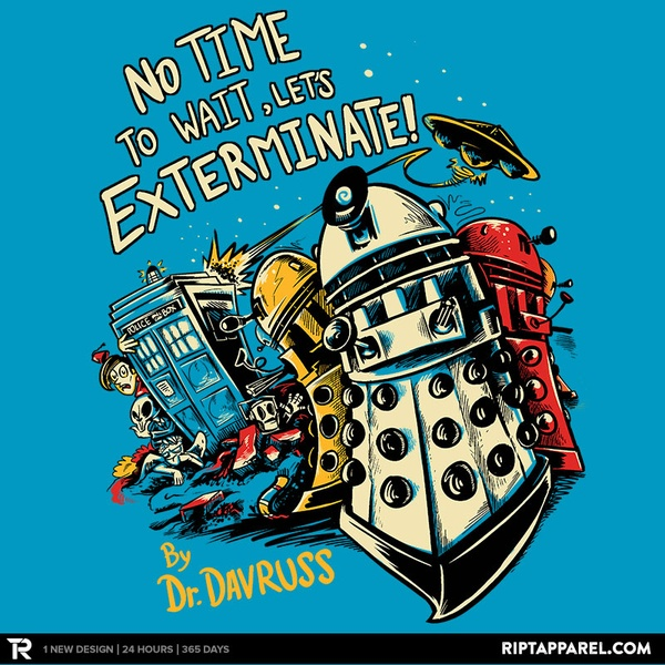 Let's Exterminate!