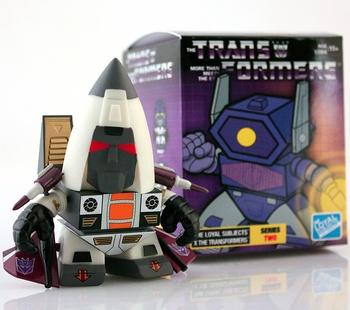 "Ramjet 3"" Vinyl Figure Transformers G1 Series 02"