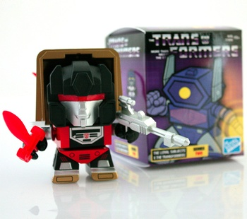 "Slag 3"" Vinyl Figure Transformers G1 Series 02"
