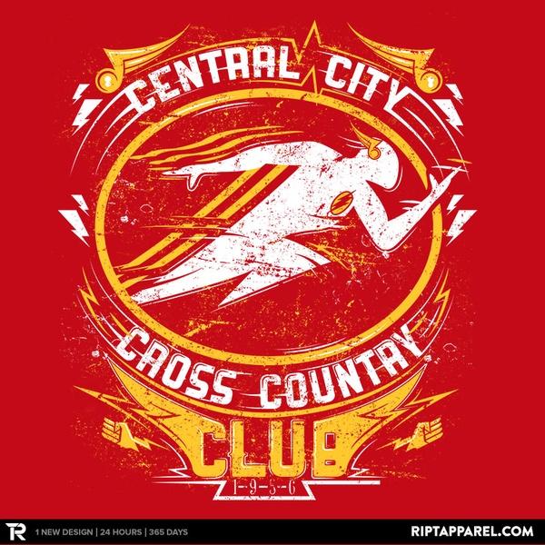 Cross Country Club