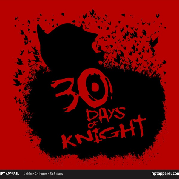 30 Days Of Knight