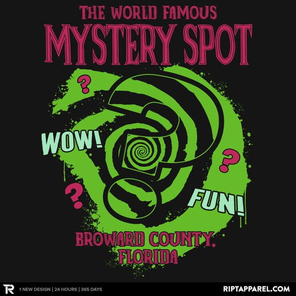 The World Famous Mystery Spot