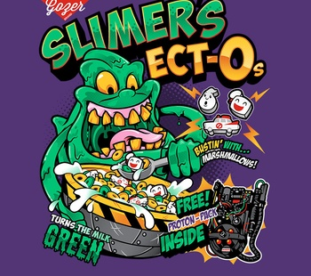 Slimer's Ect-O's Exclusive