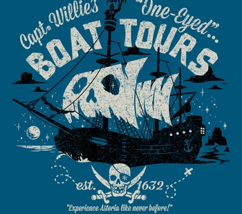 One-Eyed Boat Tours Exclusive