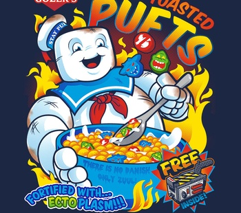 Toasted Puffs Exclusive