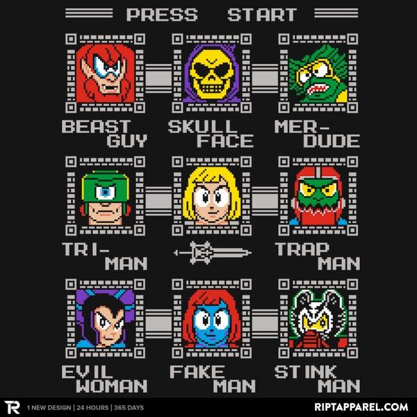Mega Masters