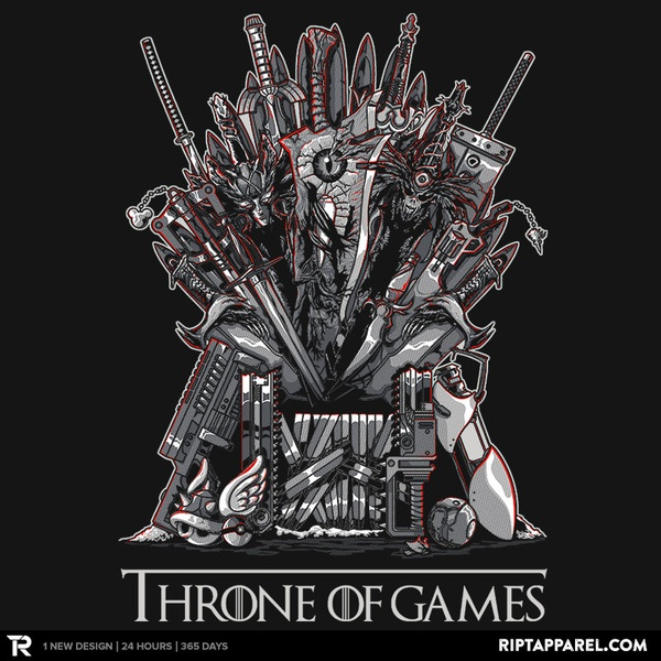 Throne of Games!