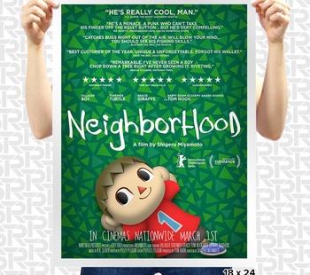 Neighborhood Poster
