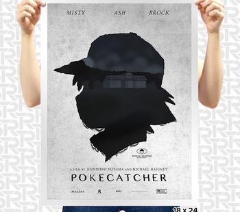Pokecatcher Poster