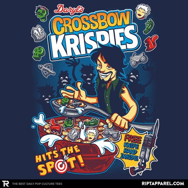 Crossbow Krispies
