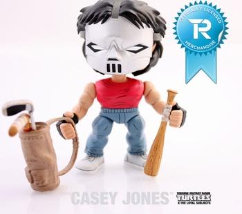 """Casey Jones 3"""" Vinyl Figure TMNT Series 01 - Figure"""