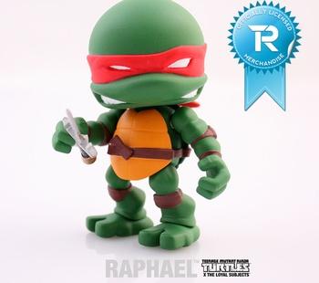"""Raphael 3"""" Vinyl Figure TMNT Series 01 - Figure"""