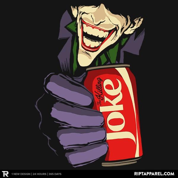 The Killing Cola