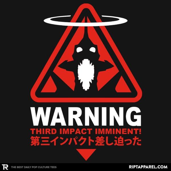 Third Impact Warning
