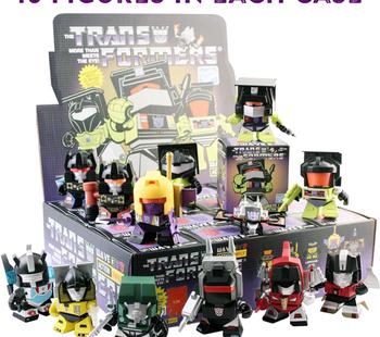 "Transformers 3"" Vinyl Figure Series 03 - Case of 16 PREORDER"