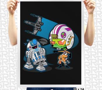 GIR2-D2 Poster