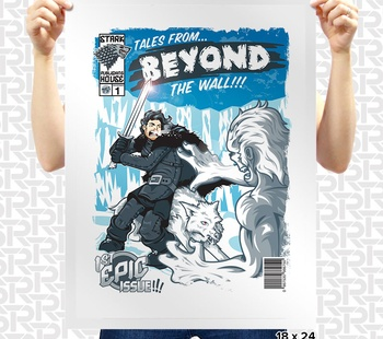 Tales from Beyond the Wall Poster