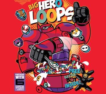 Hero Loops Cereal Exclusive