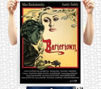 Bartertown Poster