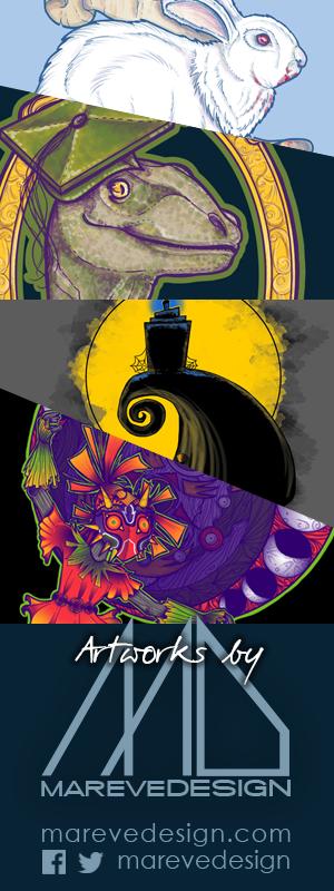 Side Art - RIPT Apparel