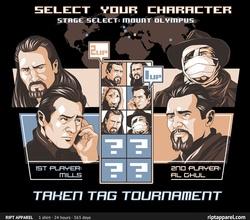 Taken Tag Tournament