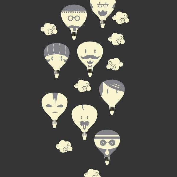 Family Air Balloon