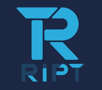 RIPT Halftone Logo
