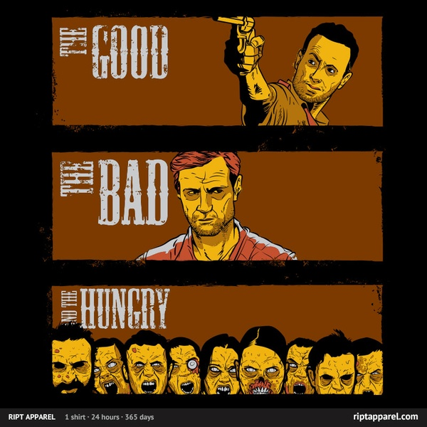 The Good, The Bad & The Hungry