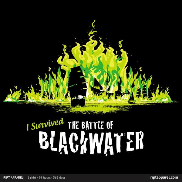 I Survived Blackwater