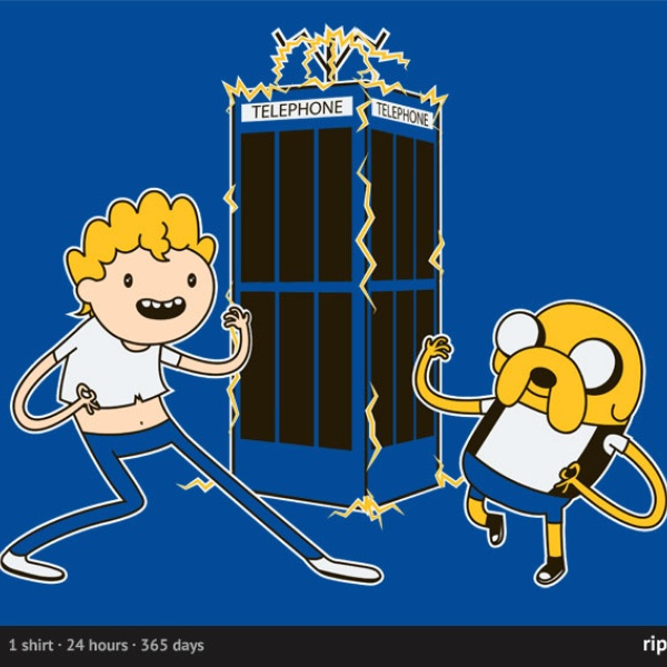 Finn and Jake's Excellent Adventure
