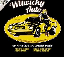 Witwicky Auto