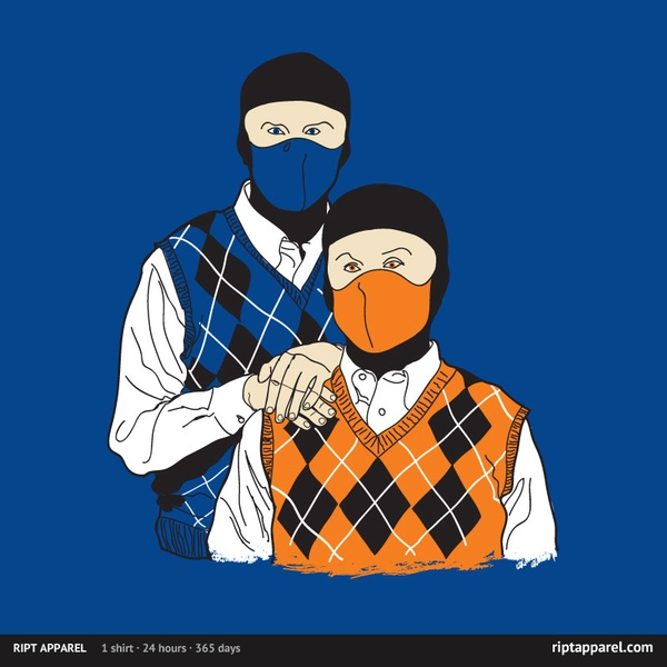 Kombat Brothers