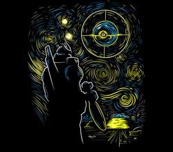 The Cybertron-y Night