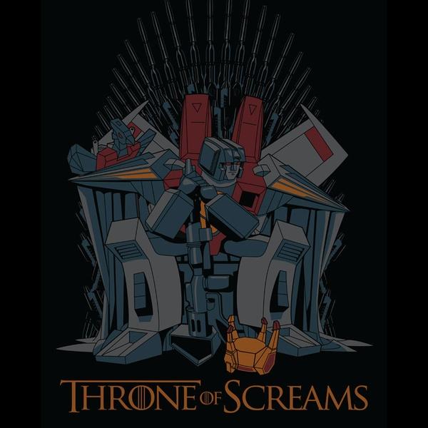 Throne of Screams